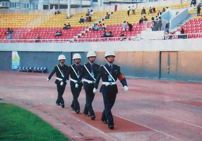中诚保安体育赛事安保服务